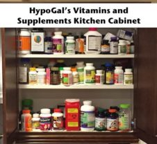 HypoGal's Vitamins and Supplements