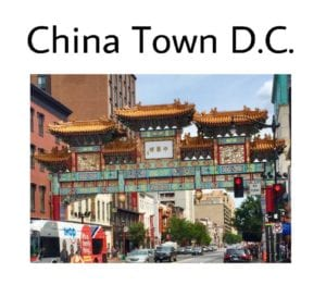 D.C. Downtown China
