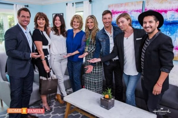 Home and Family hallmark Channel Sheehan's Syndrome