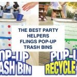 BEST Pop Up Trash Cans Flings