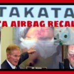 Recall of Takata Airbags