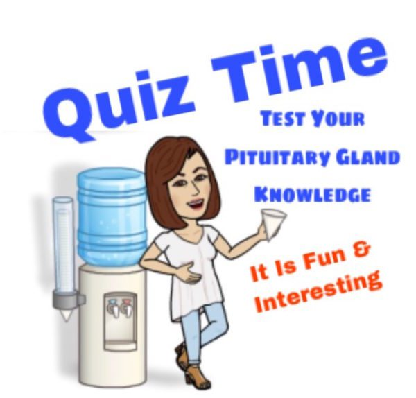 pituitary gland quiz