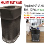 Flings Disposal Trash Cans