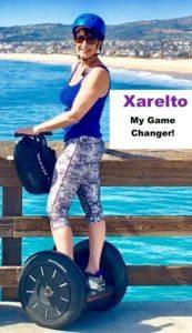 My Experience Xarelto