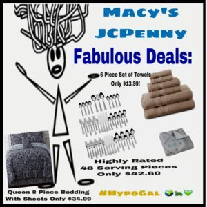 macy promo code JCPenny discount April 2017