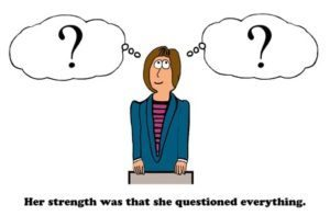 why ask questions with a chronic illness