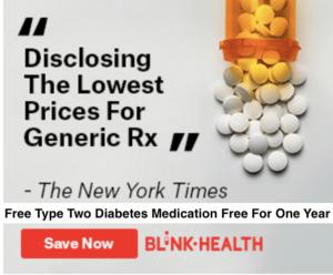 Free type 2 diabetes medication blink health