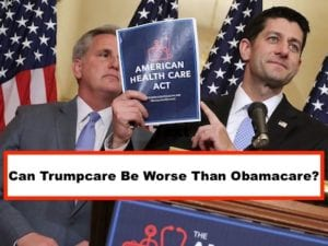can Trumpcare cost you more than Obamacare jpg