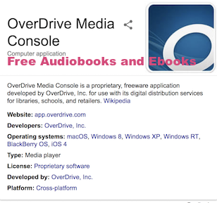 Free Audiobooks And Free Ebooks